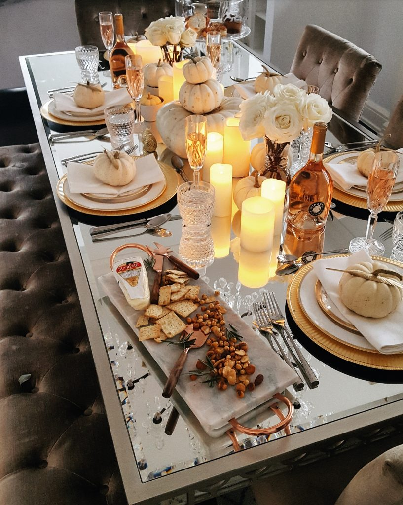 Thanksgiving Table Decor Made Easy Beautiful 10