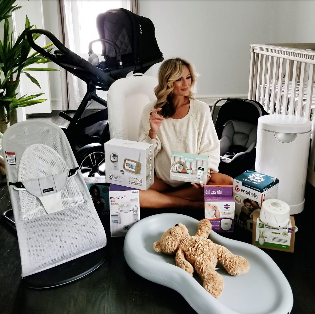 How to tackle your first baby registry | The 10 Items you need & a few more!