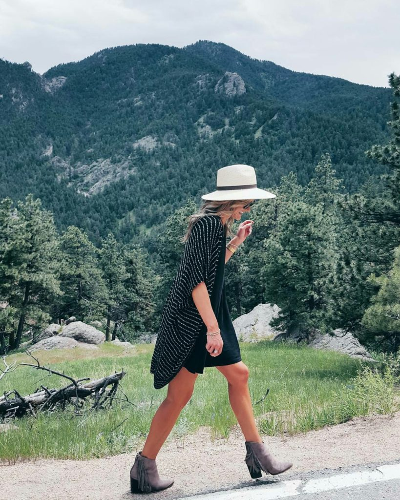 Colorado Travel Diary with Champagne + Macaroons