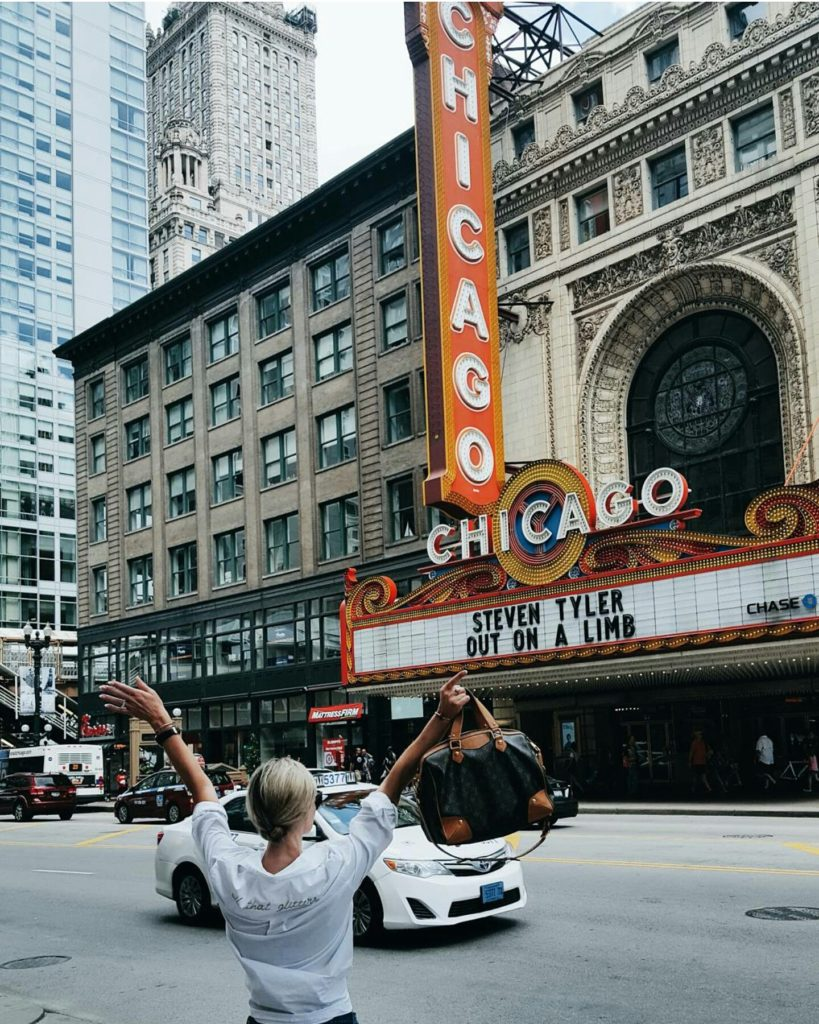 Chicago Travel Diary with Champagne + Macaroons