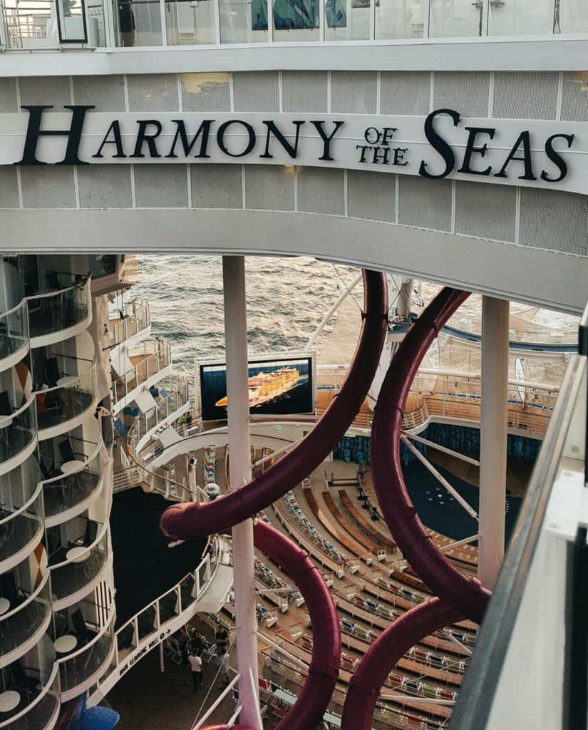 Harmony of the Seas with Royal Caribbean on ChampagneMacaroons.com